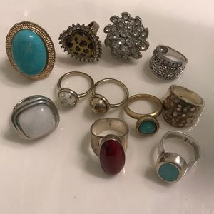 Jewelry - Costume rings